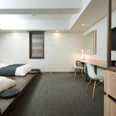 metro Hotel 3* Люкс с различными типами кроватей фото 8
