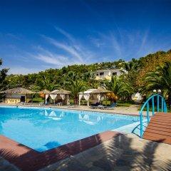 Отель Koviou Holiday Village бассейн фото 3