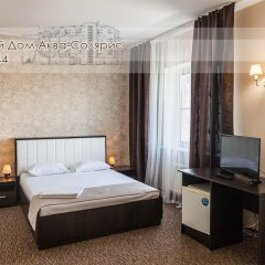 Гостевой Дом Аква-Солярис Семейный люкс с двуспальной кроватью