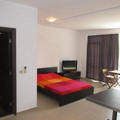 Отель Aparthotel Cote D'Azure 3* Студия Эконом с различными типами кроватей фото 23