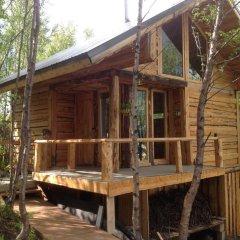 Отель Holiday Home na Sholokhova Мурманск сауна