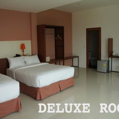 Отель The Chalet Panwa & The Pixel Residence 3* Номер Делюкс с различными типами кроватей фото 4