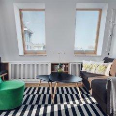 Апартаменты Molo Apartments Сопот комната для гостей фото 4