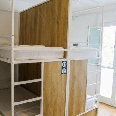 Inhawi Hostel Кровать в общем номере с двухъярусной кроватью фото 25