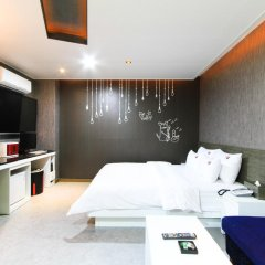 Haeundae ForU Hotel с домашними животными