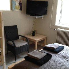 Отель Guesthouse Trabjerg удобства в номере
