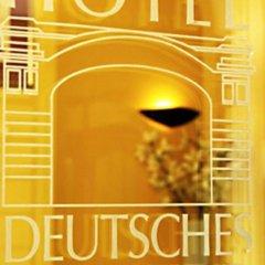 Hotel Deutsches Theater Stadtmitte (Downtown) 3* Стандартный номер с различными типами кроватей фото 42