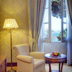 Grand Hotel Villa Igiea Palermo MGallery by Sofitel 5* Номер Премиум с разными типами кроватей фото 4