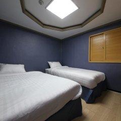 G Mini Hotel Dongdaemun 2* Стандартный номер с различными типами кроватей фото 3