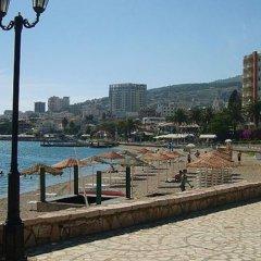 Отель Alina Албания, Саранда - отзывы, цены и фото номеров - забронировать отель Alina онлайн приотельная территория фото 2