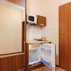 Апарт Отель Лукьяновский Стандартный номер с различными типами кроватей фото 8