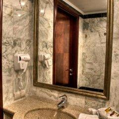 Гостиница Мандарин Москва 4* Улучшенный номер с двуспальной кроватью фото 5
