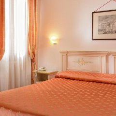 Отель Albergo San Marco 3* Стандартный номер с двуспальной кроватью фото 7