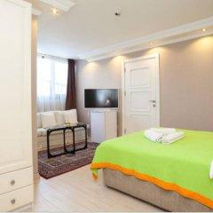 Отель Defne Suites Улучшенные апартаменты с различными типами кроватей фото 24