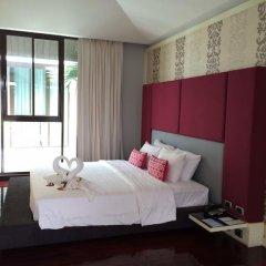 Отель Z Through By The Zign 5* Номер Делюкс с различными типами кроватей фото 31