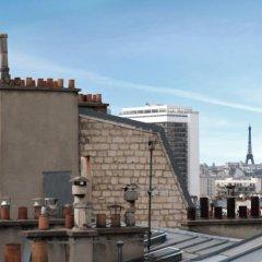 La Manufacture Hotel балкон