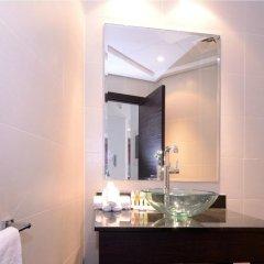 Отель DHH - Cayan Tower ванная