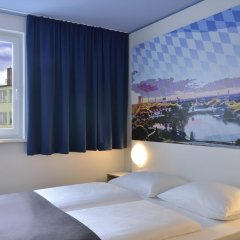 B&B Hotel München City-Nord 2* Стандартный номер с различными типами кроватей фото 2