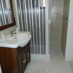 Отель B&B Borgo Pace Лечче ванная