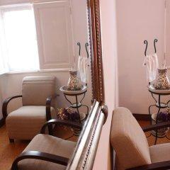 Отель Casa do Adro de Parada Стандартный номер с различными типами кроватей фото 6