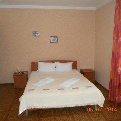 Гостиница Форсаж Стандартный номер с двуспальной кроватью фото 2