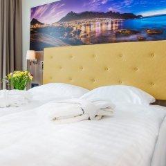 Hotel Lielupe by SemaraH 4* Стандартный семейный номер с двуспальной кроватью