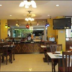 Ansino Bukit Hotel 3* Улучшенный номер двуспальная кровать фото 12
