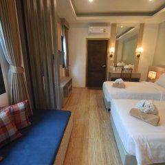 Отель Simple Life Cliff View Resort 3* Улучшенный номер с различными типами кроватей фото 10