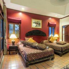 Отель Rabbit Resort Pattaya 4* Стандартный номер с различными типами кроватей фото 10