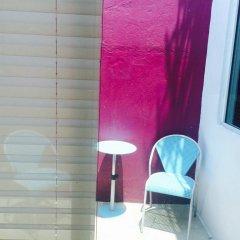 Апартаменты Sunflower Apartment near Coyoacan District Мехико балкон