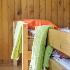 Green Jurmala Hostel Стандартный номер с различными типами кроватей фото 4