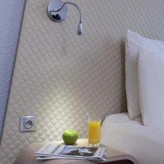 Hotel Mercure Paris Le Bourget 4* Стандартный номер с различными типами кроватей фото 4