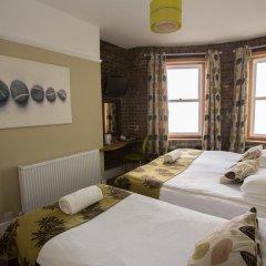 Cecil House Hotel Брайтон комната для гостей фото 2