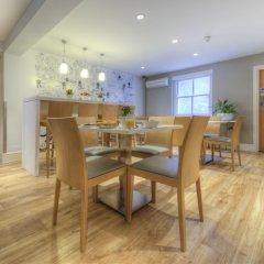 Отель Comfort Inn & Suites Kings Cross Лондон питание фото 3