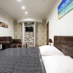 Гостиница Магнит Номер Делюкс разные типы кроватей фото 11