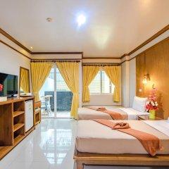 Patong Pearl Hotel 3* Люкс с двуспальной кроватью