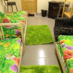 Гостиница Inn RoomComfort Кровать в общем номере двухъярусные кровати