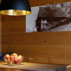 Отель Gattererhof Горнолыжный курорт Ортлер ванная фото 2