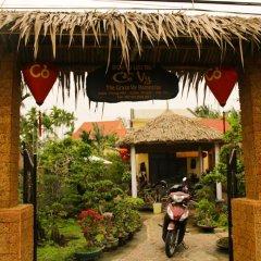 Отель The Grass Vy Homestay Хойан с домашними животными