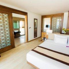 Отель Centara Sandy Beach Resort Danang 4* Бунгало с различными типами кроватей фото 7