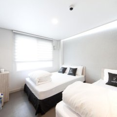 K-Grand Hotel & Guest House Seoul 2* Стандартный номер с различными типами кроватей фото 2