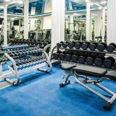 Гранд Парк Есиль Отель фитнесс-зал