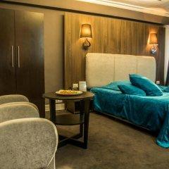 Отель Атлантик 3* Стандартный номер с двуспальной кроватью фото 13