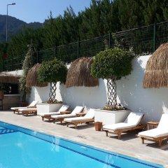 Marina Boutique Fethiye Турция, Фетхие - 1 отзыв об отеле, цены и фото номеров - забронировать отель Marina Boutique Fethiye онлайн бассейн фото 2