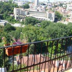Отель Стамболов Велико Тырново балкон