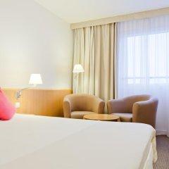 Novotel Warszawa Centrum Hotel 4* Стандартный номер с разными типами кроватей фото 4