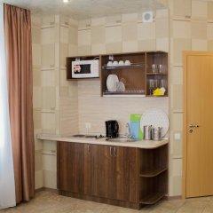 Hotel na Turbinnoy 3* Улучшенная студия с различными типами кроватей фото 6