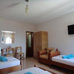 Отель Villa Margarit Албания, Саранда - отзывы, цены и фото номеров - забронировать отель Villa Margarit онлайн комната для гостей фото 5