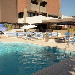 Отель Eurhotel Италия, Римини - отзывы, цены и фото номеров - забронировать отель Eurhotel онлайн бассейн фото 2