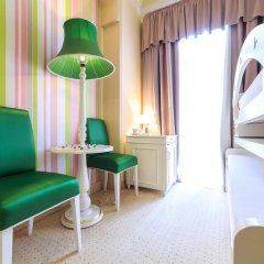 Гостиница Avangard Health Resort 4* Стандартный семейный номер с разными типами кроватей фото 5